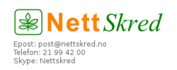 Nettsked